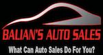 BaliansAutoSales_logo